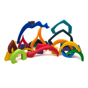 Puzzle Toy Natural Toddlers