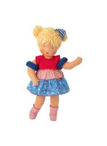 Natural Waldorf Doll