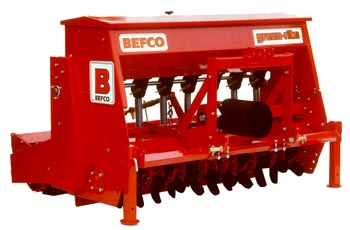 Befco seeder