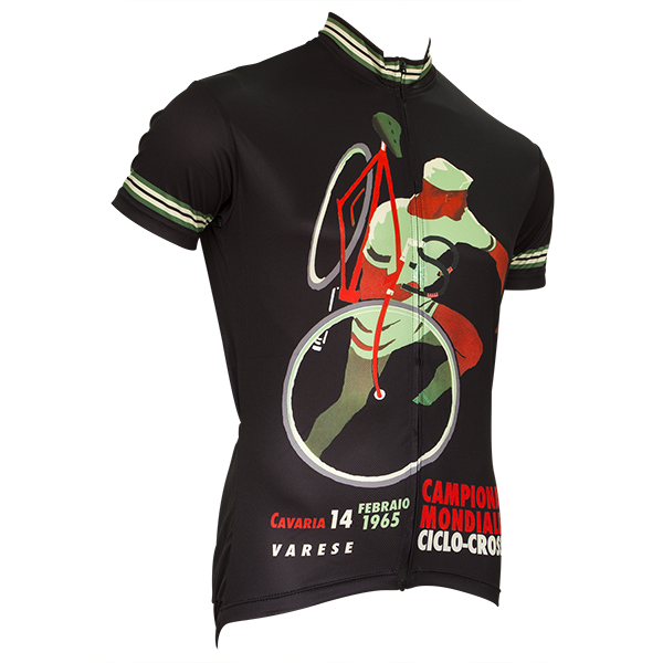 1965 Ciclo Cross Vintage Cycling Jersey