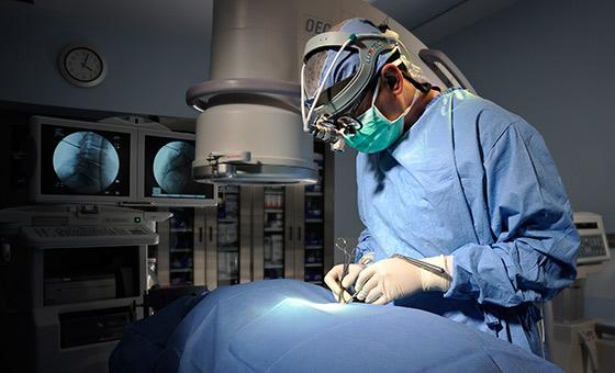 Spinal Surgeon