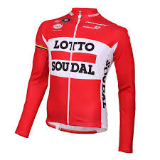 Lotto Tour de France Cycling Jerseys
