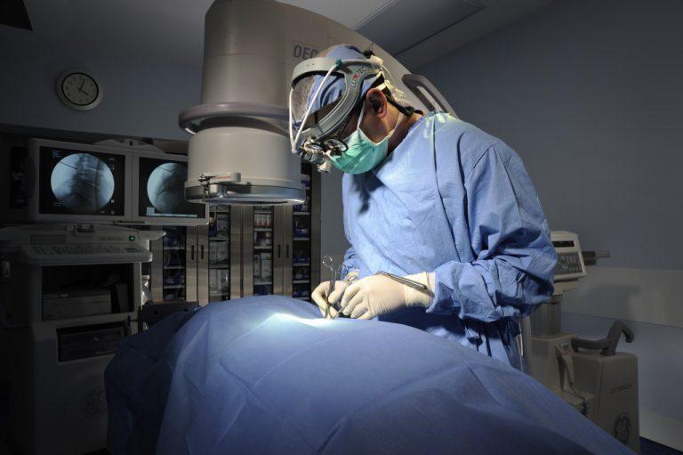 spine surgeon minimally-invasive