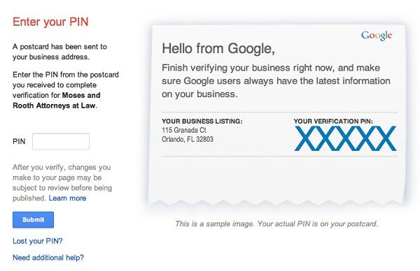 Google Maps My Business Marketing