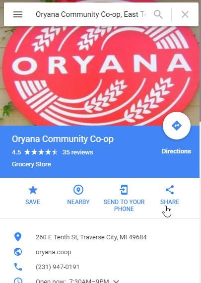 Google Maps Pin Marketing